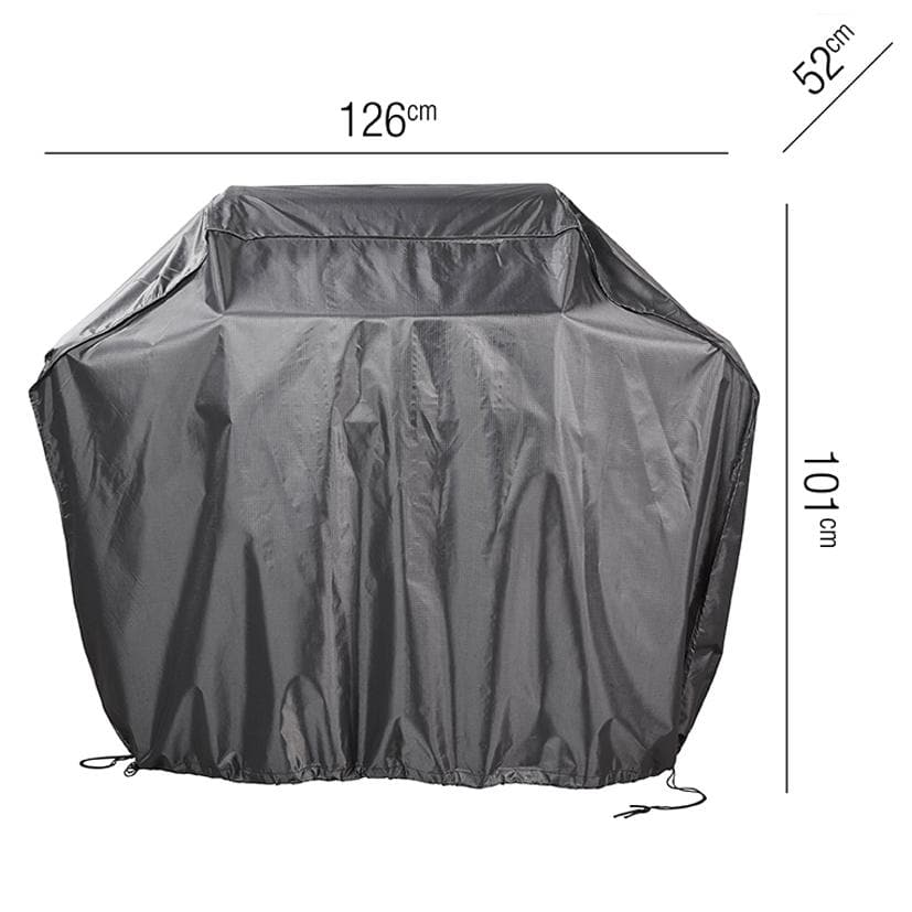 Gas Barbecue Aerocover 126 x 52 x 101cm high