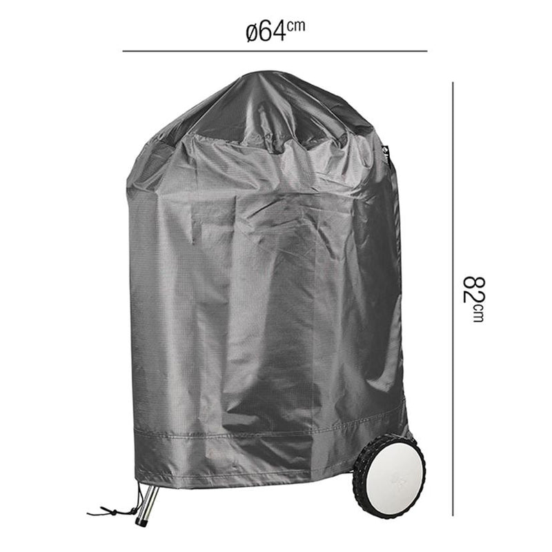 Barbecue Kettle Aerocover Round 64 x 83cm high