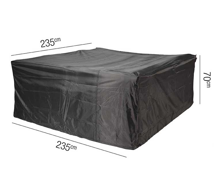 Garden Furniture Aerocover Square 235 x 70cm high
