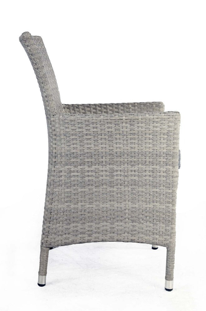 Supremo | Barcelona Bistro Garden Set - Grey