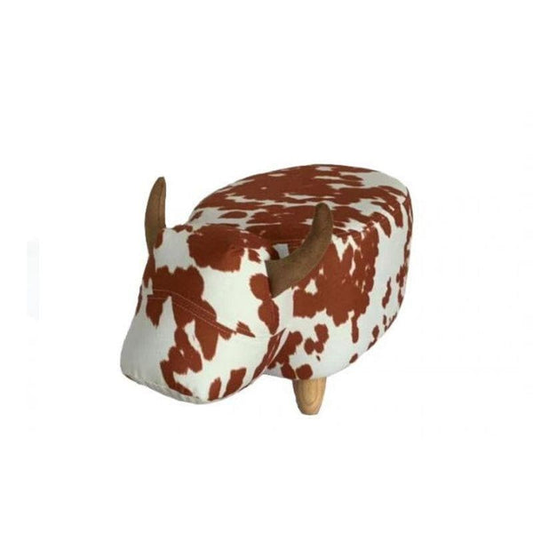 Lillian the Cow Footstool