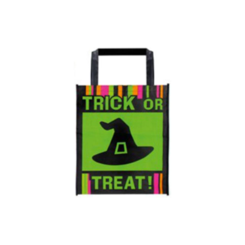 Trick or Treat Bag - Green