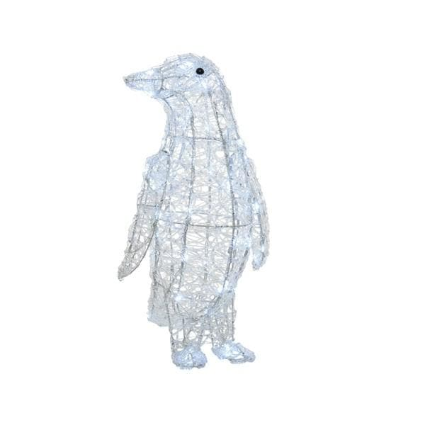 LED Acrylic Flashy Penguin