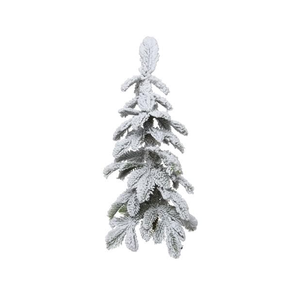Mini Snowy Alpine Christmas Tree