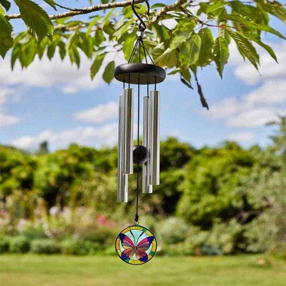 Butterfly Magic Windchime