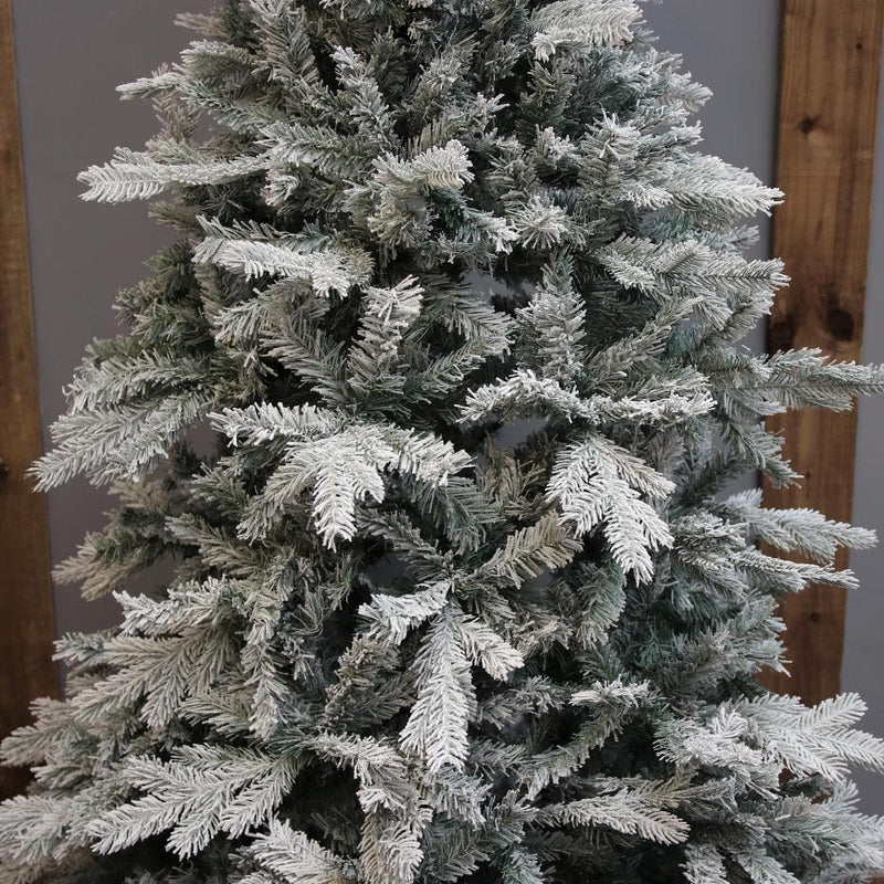 Frosted Vermont Christmas Tree