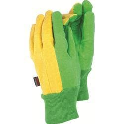 Ladies Gardening Gloves - Original The Gardener Yellow & Green
