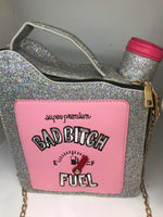 Bitch fuel handbag