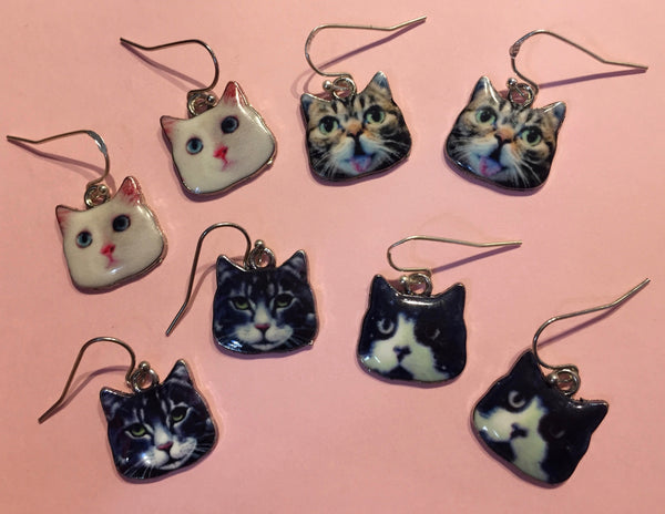 Kitty Kat Earrings