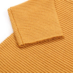KNIT PLANET | CHUPPY RIBBED JUMPER - MUSTARD