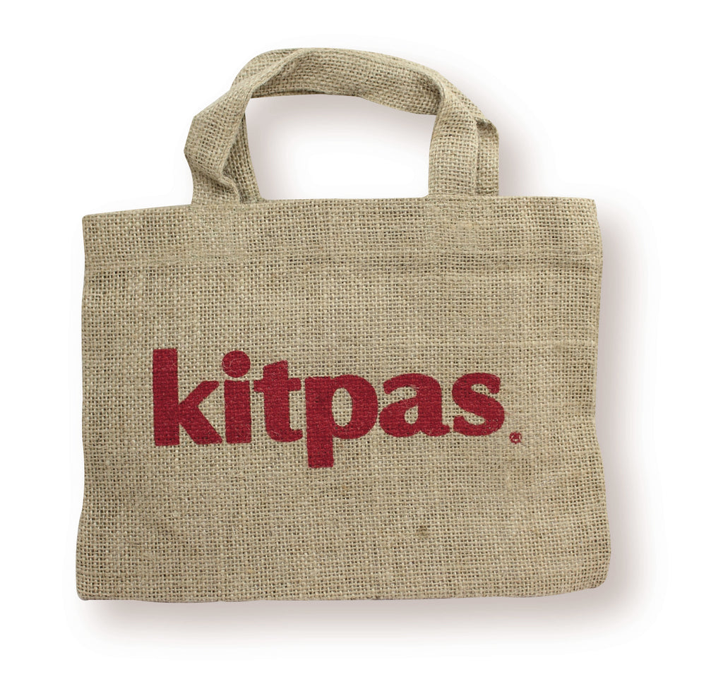 KITPAS | LITTLE ARTIST JUTE BAG SET