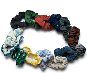 baby hair scrunchies
