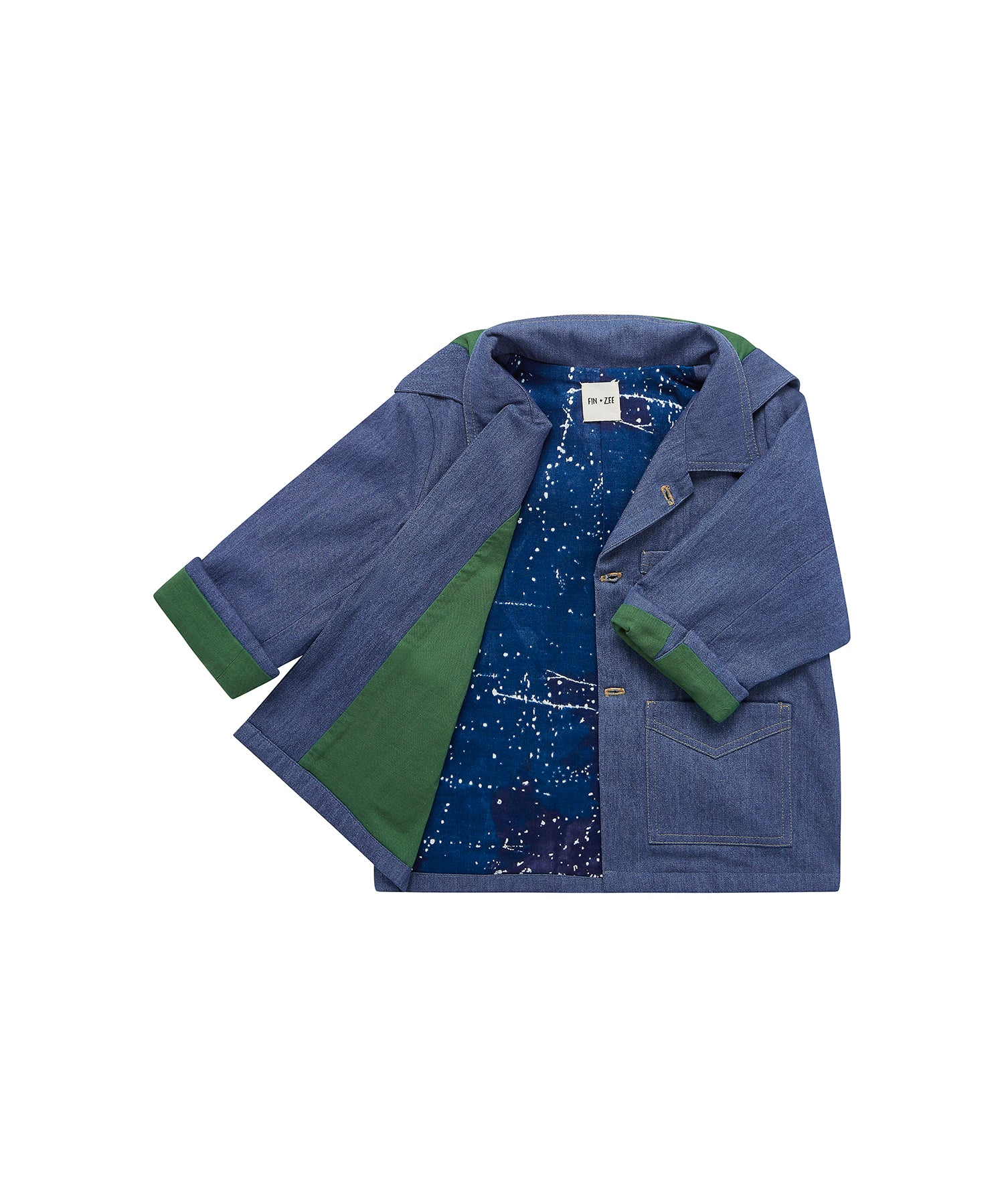 le Planet Denim Jacket