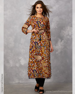 CD-NSR365 Kalam long kurtha