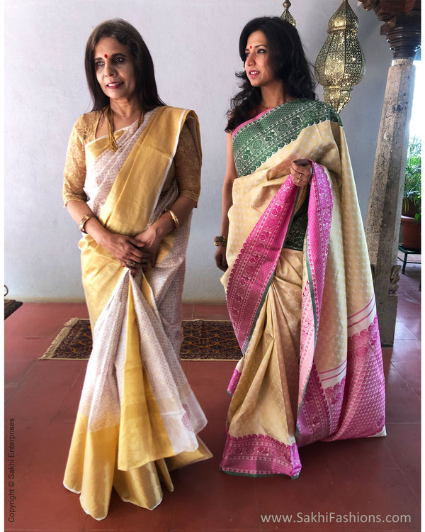 EE-S28478 Thread & Zari Kanchi