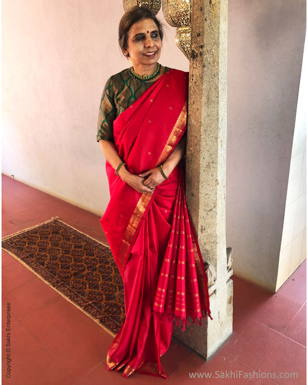 EE-S26085 Classic Red Kanchi