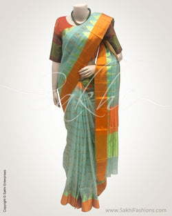 DPR-17019 - Multi pure Silk Kota saree