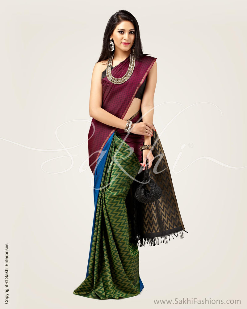 SR-0737 - Partly Pallu Kanchi