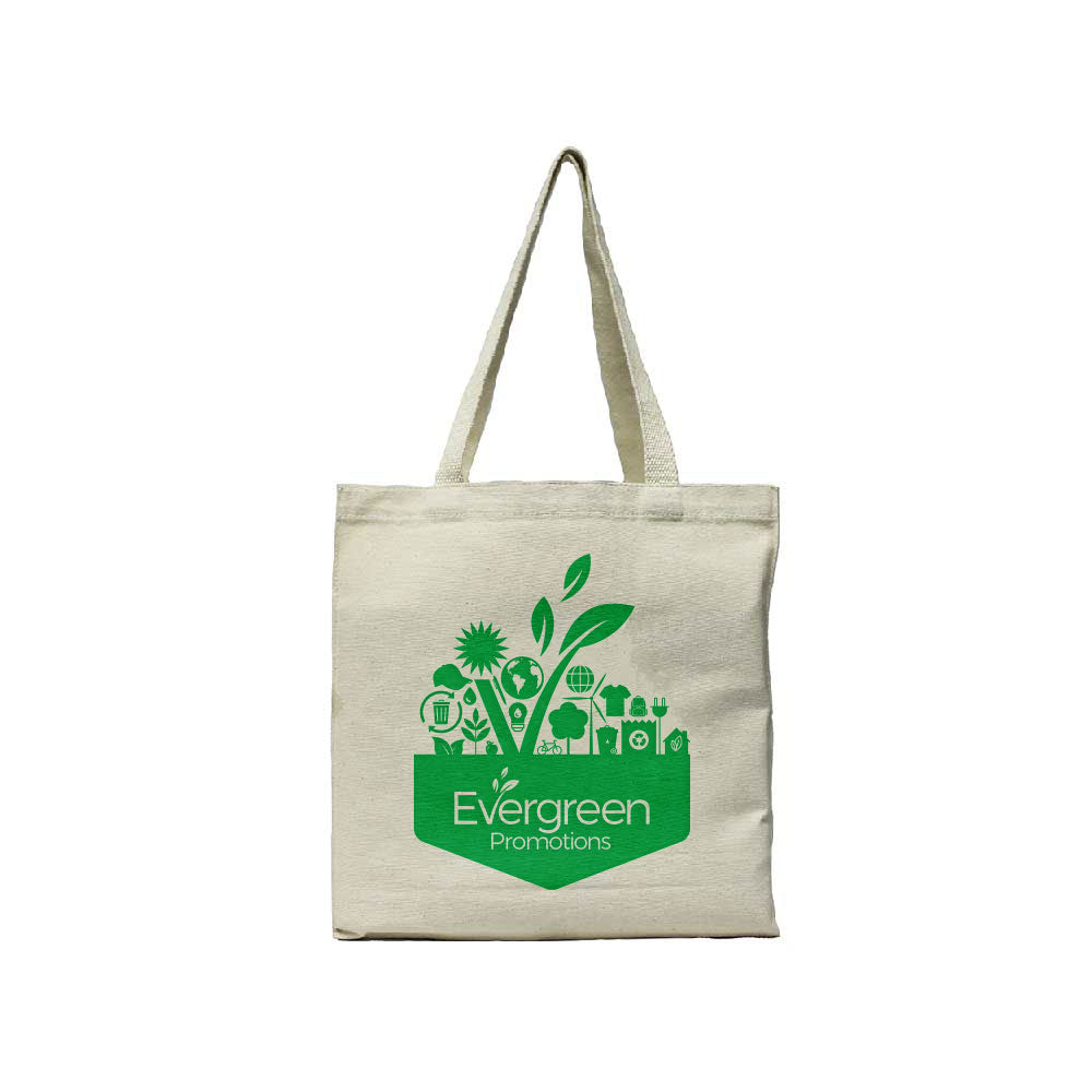 Evergreen Promotions Custom Tote Bag