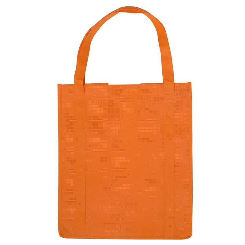 Eco-Friendly Halloween Shopping Bag Orange Recycling Monster