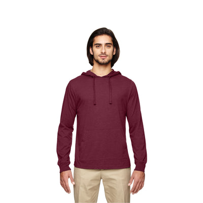 Eco-Friendly Pullover Hoodie Berry