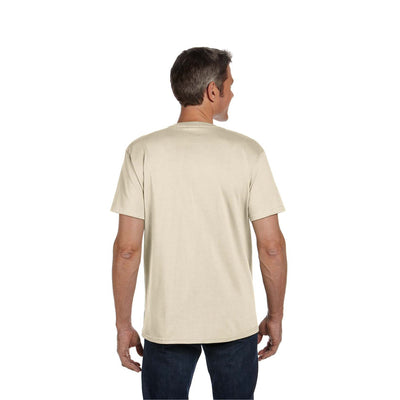 Eco-Friendly Short Sleeve Natural Back