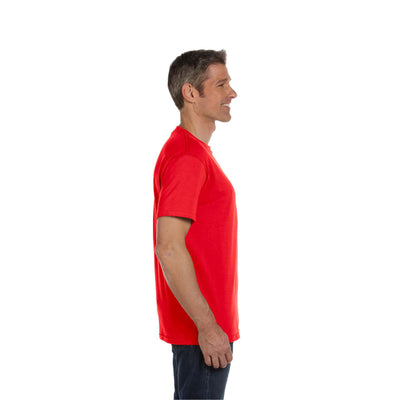 Eco-Friendly Short Sleeve Red Pepper Side