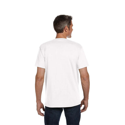 Eco-Friendly Short Sleeve White Back