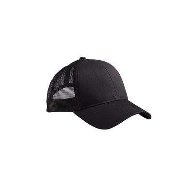 Eco-Friendly Trucker Hat Black/Black
