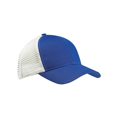 Eco-Friendly Trucker Hat Royal Blue/White