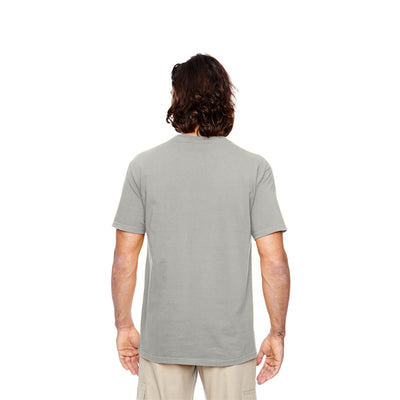 Eco-Friendly Short Sleeve Dolphin Gray Back