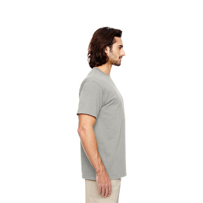 Eco-Friendly Short Sleeve Dolphin Gray Side