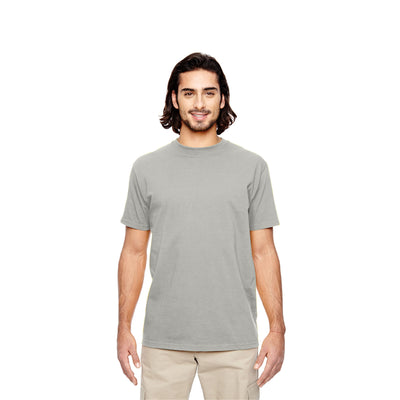 Eco-Friendly Short Sleeve Dolphin Gray