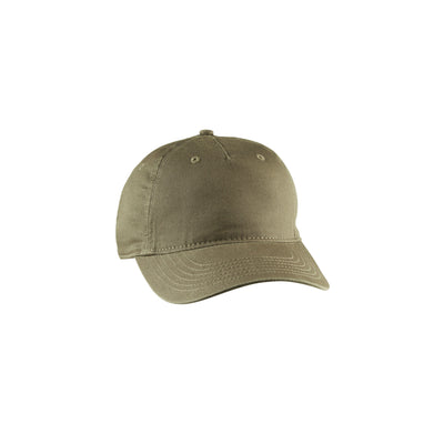 Eco-Friendly Twill 5-Panel Unstructured Hat Jungle