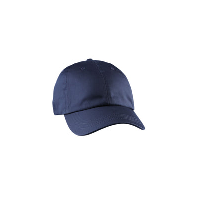 Eco-Friendly Unstructured Baseball Cap Navy