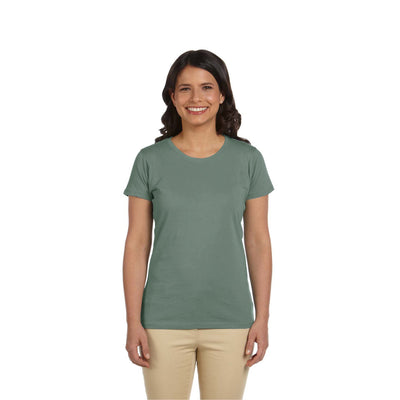 Eco-Friendly Women's T-Shirt Sage
