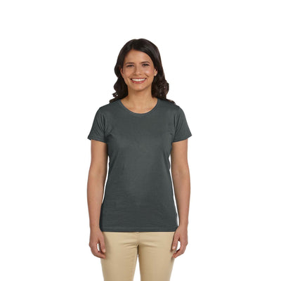 Eco-Friendly Women's T-Shirt Gray