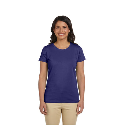 Eco-Friendly Women's T-Shirt Purple