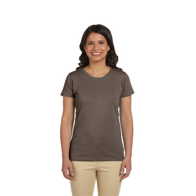 Eco-Friendly Women's T-Shirt Brown