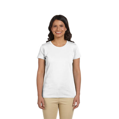 Eco-Friendly Women's T-Shirt White