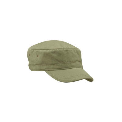 Organic Cotton Twill Corps Hat Jungle