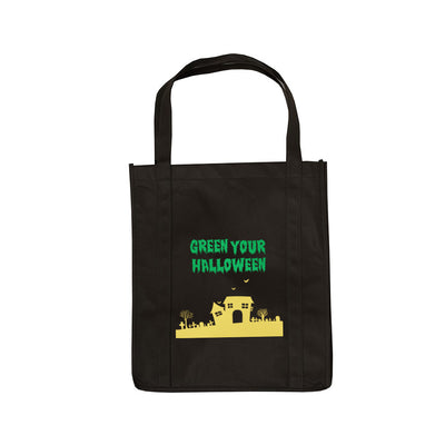 Personalized Halloween Shopping Bag