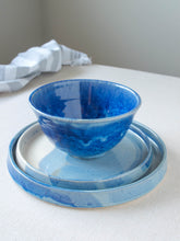 Load image into Gallery viewer, Mystical Sky Blue Bowl