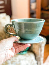 Load image into Gallery viewer, Teacup and Saucer