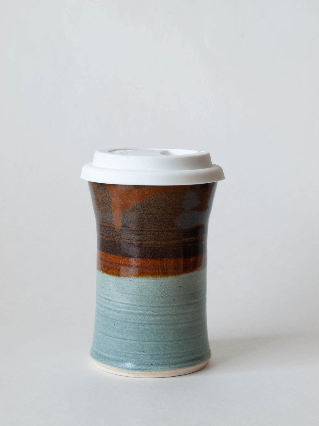 Tin Roof Rusted Travel Mug (B)