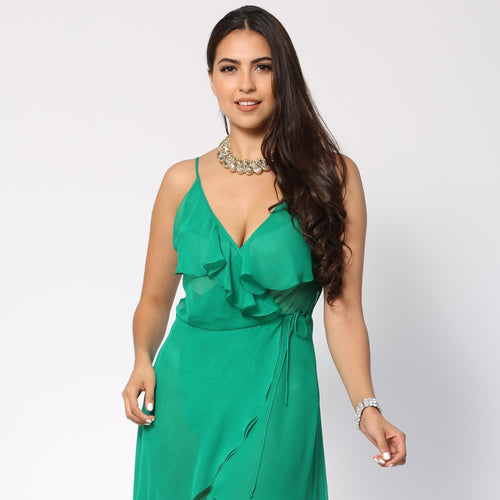 Jade's Cocktail Dress