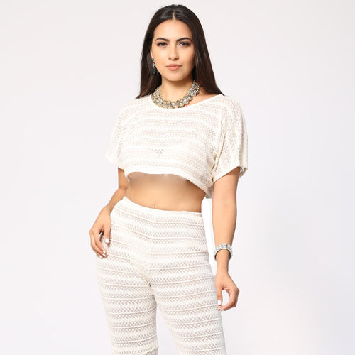 Two-Piece Palazzo