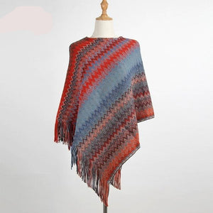 Tribal Ethnic Knitted Sweater
