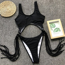 Load image into Gallery viewer, Brazilian One Piece Swimsuit