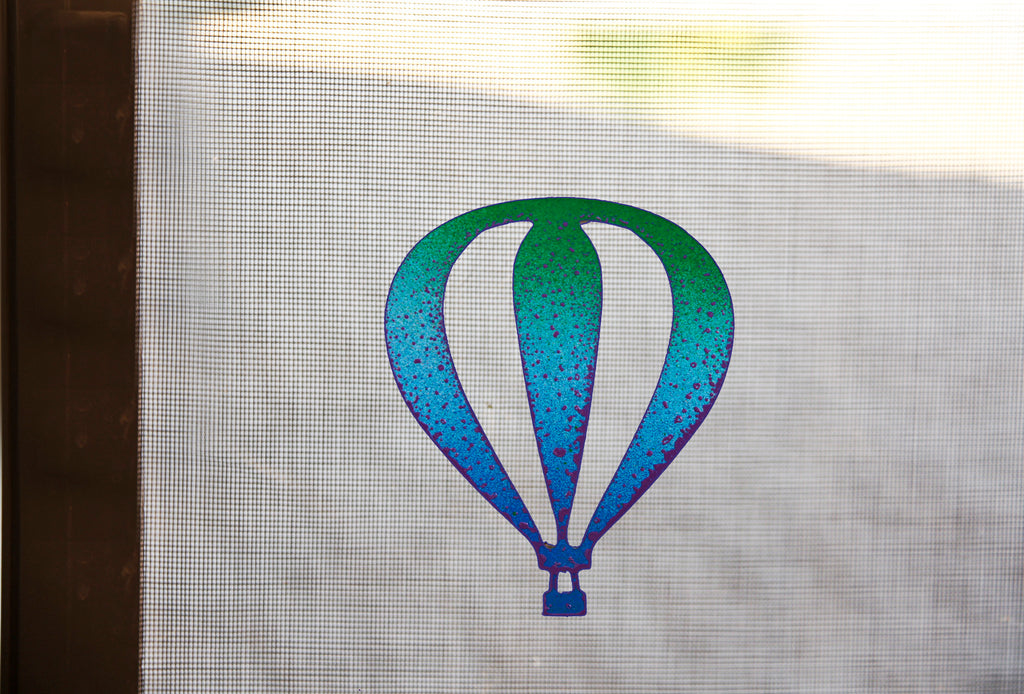 Balloon Striped Screen Magnet